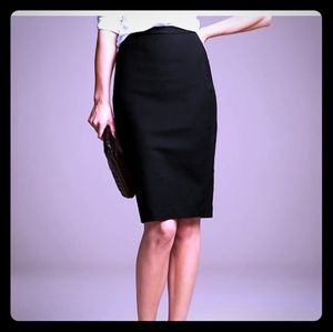 Banana Republic Sz 4 Suit Pencil Skirt